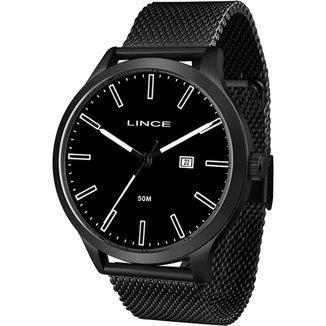 Relógio Lince Masculino Classic Preto MRN4494L-PBPX