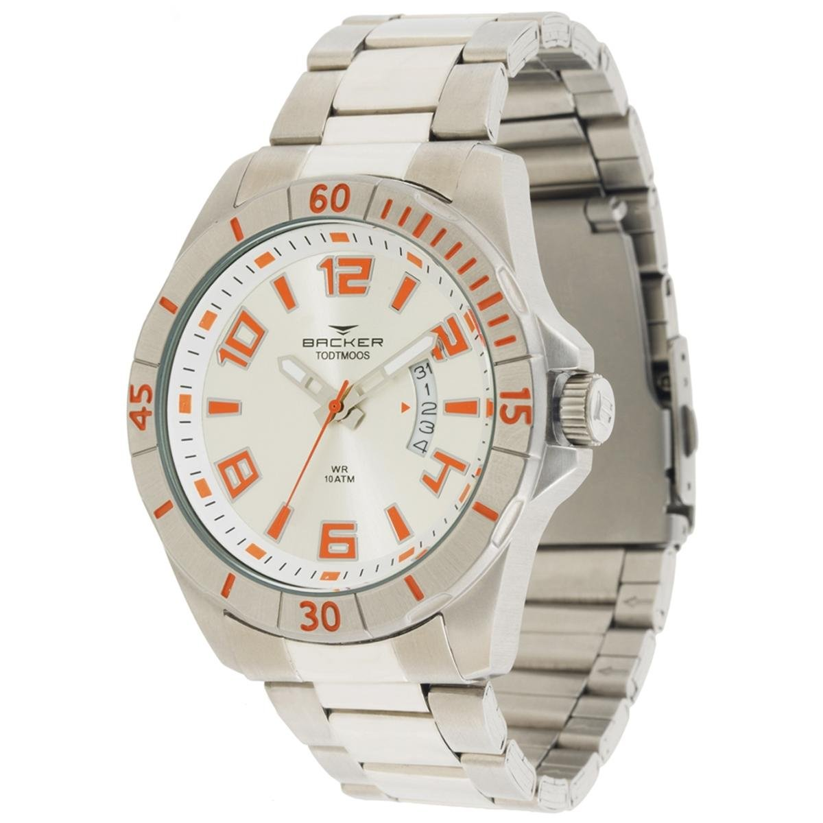696329c06 Relógio Masculino Backer Analógico 6216253M - Compre Agora | Zattini