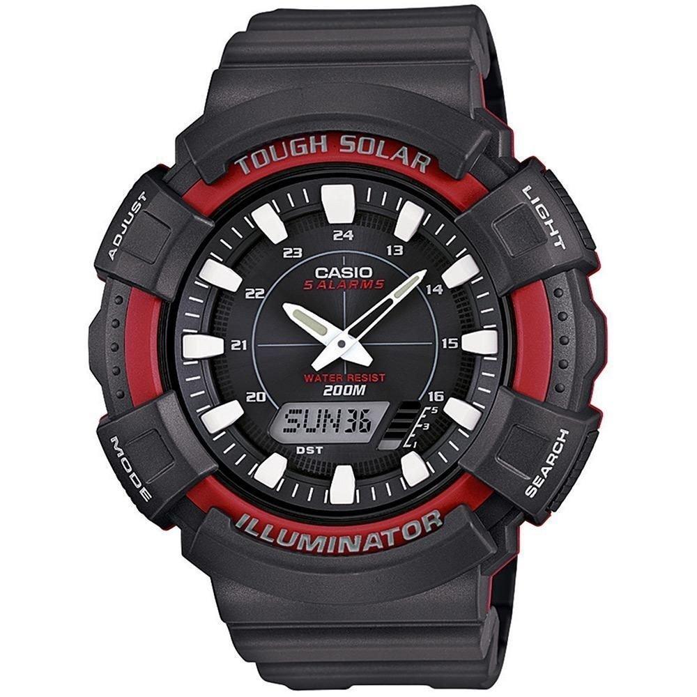 f412fa5590d Relógio Masculino Casio Analógico Esportivo - Preto - Compre Agora ...
