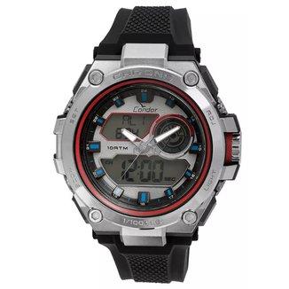 Relógio Masculino Condor Neon Co1161b/8K