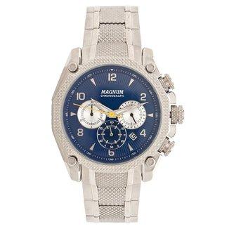Relógio Masculino Magnum Cronógrafo Ma33611f