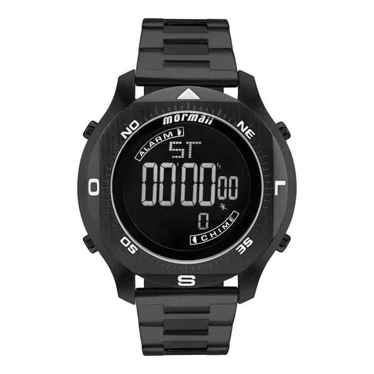 567b3386f7 Relógio Masculino Mormaii Pro Digital Mo11273b 4P - Compre Agora ...