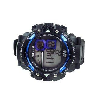 Relógio Masculino Orizom Sport Digital Led A Prova D'Água