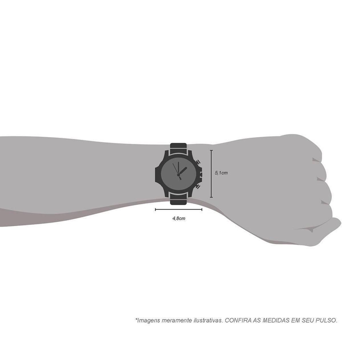 7a571b69479 Relógio Masculino Technos Connect Analógico Casual - Compre Agora ...