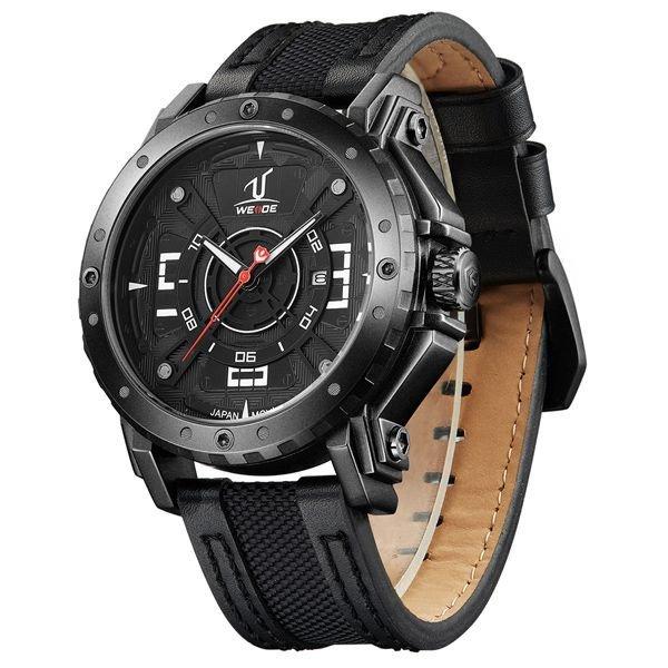 Relógio Masculino Weide Analógico UV-1601 - Preto - Compre Agora ... f149da558b0d5