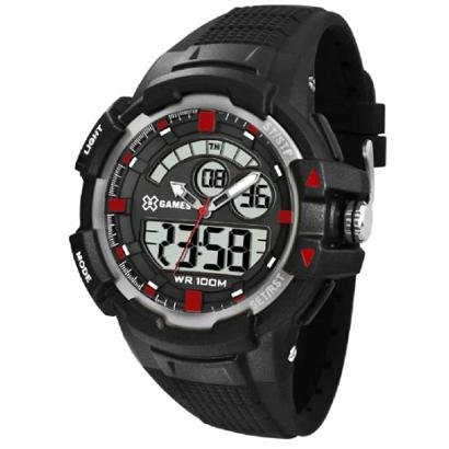 Relógio Masculino X-Games Anadigi Xmppa231