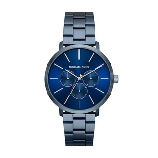 Relógio Michael Kors Blake Feminino Azul MK8704/1AN MK8704/1AN