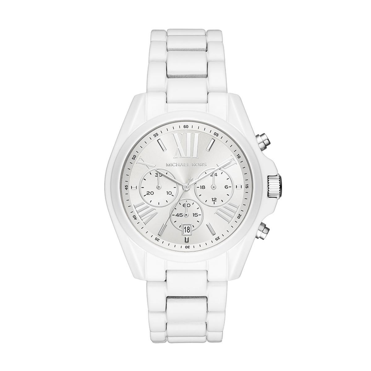 e82b09119f94d Relógio Michael Kors Feminino Bradshaw - MK6585 1BN MK6585 1BN ...