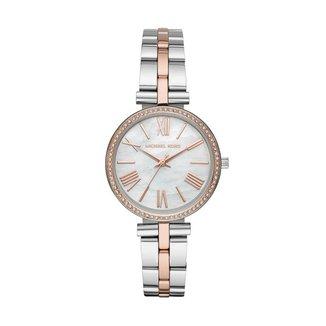 Relógio Michael Kors Feminino Maci Prata MK3969/1KN MK3969/1KN
