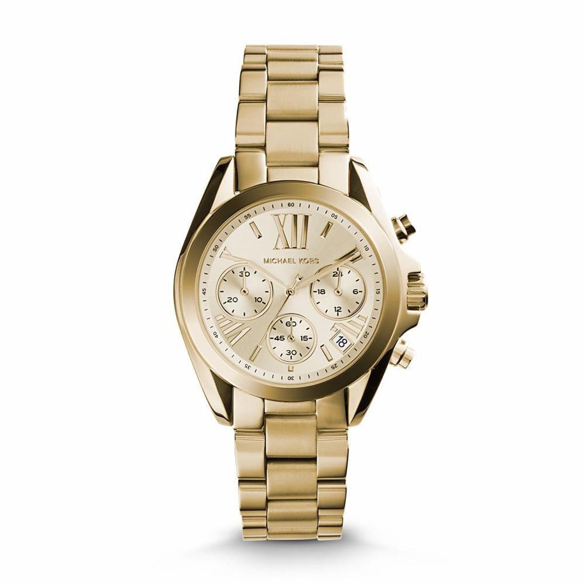 5003008903a Relógio Michael Kors Feminino - MK5798 4DN MK5798 4DN - Dourado ...