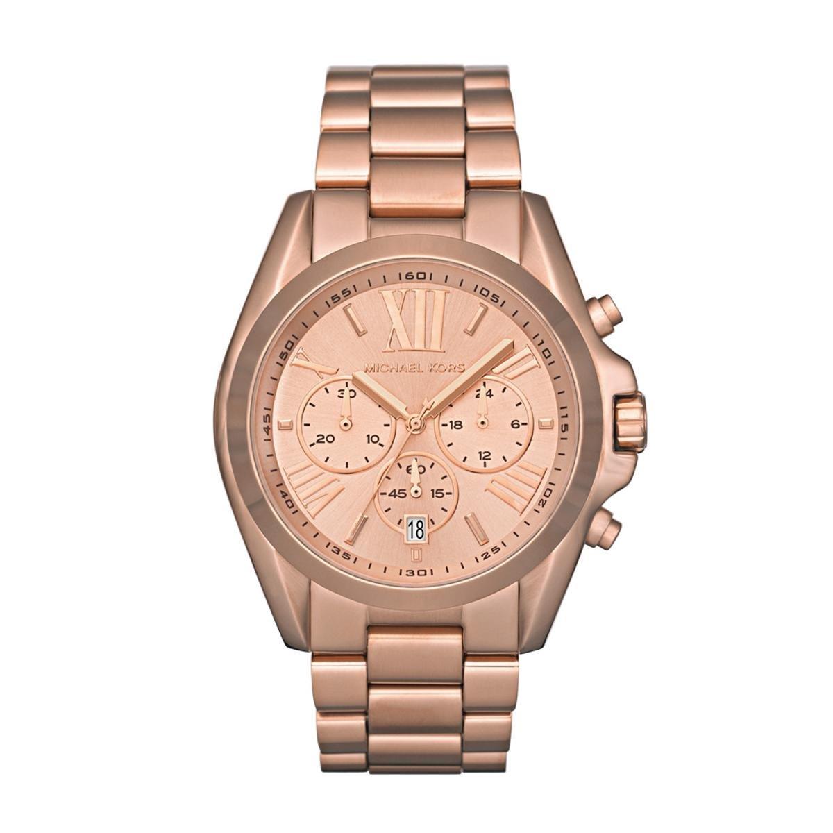 8d4341b102cd9 Relógio Michael Kors Feminino OMK5503 Z OMK5503 Z - Compre Agora ...