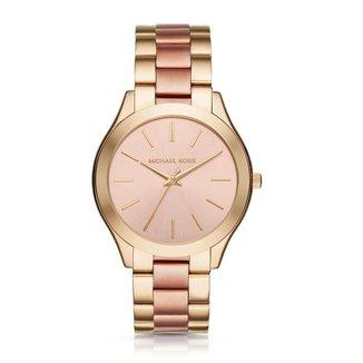 Relógio Michael Kors SLIM RUNWAY MK3493/5TN Feminino