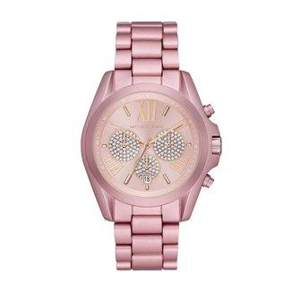 Relógio Michael KorsFeminino Bradshaw Rosa MK6752/1TN MK6752/1TN