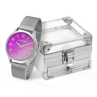 Relógio Mondaine Analógico 53547L0MKNE1K1 Feminino