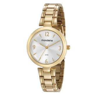 Relógio Mondaine Analógico 53609LPMVDE1 Feminino