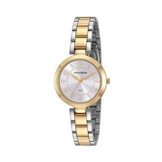 Relógio Mondaine Feminino Classic Dourado 32106LPMVBE2