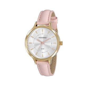 Relógio Mondaine Feminino Classic Dourado 53602LPMVDH4