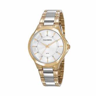 Relógio Mondaine Feminino Classic Dourado 99398LPMVBE2