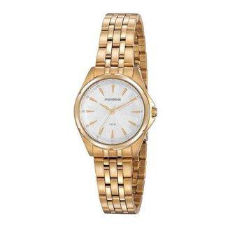 Relógio Mondaine Feminino Dourado 99478Lpmvda1