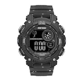 Relógio Mormaii Acqua Action Preto MO12579F8S Masculino