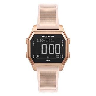 Relógio Mormaii Feminino Luau Dourado MO3124AE8J