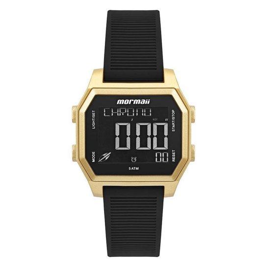 Relógio Mormaii Feminino Luau MO3124AD8D - Dourado