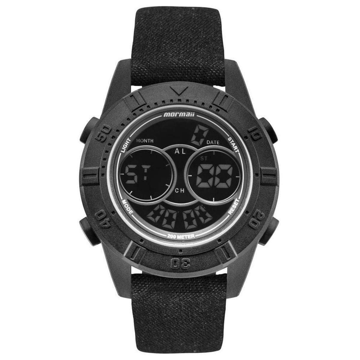 Relógio Mormaii Masculino Acqua Action - MO150915AH 2P MO150915AH 2P ... bdc95d0b91