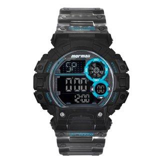 Relógio Mormaii Masculino Action Transparente MO13613AD8A