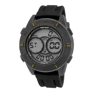 Relógio Mormaii Maverick - Preto Mormaii