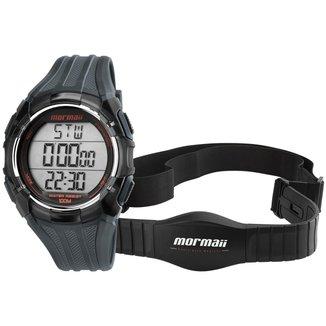Relógio Mormaii + Monitor Cardíaco