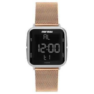 Relógio Mormaii Unissex Dourado MO6600AK8J
