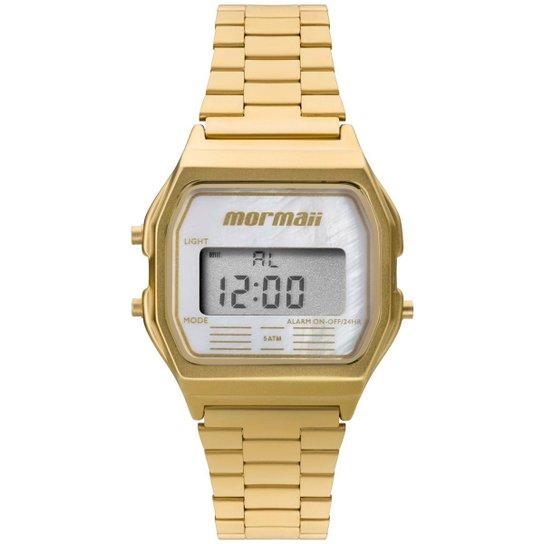 Relógio Mormaii Vintage Feminino - Dourado