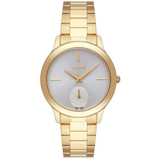 Relógio Orient Feminino Eternal Dourado FGSS0150-S1KX
