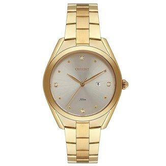 Relógio Orient Feminino Eternal Dourado FGSS1212-C1KX