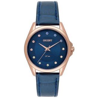Relógio Orient Feminino Eternal Dourado FRSC0021-D1DX