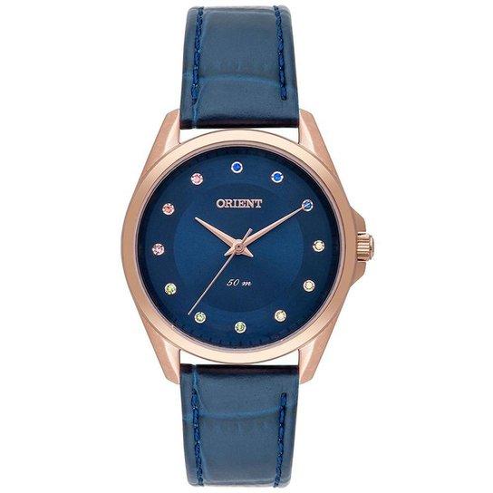 Relógio Orient Feminino Eternal Dourado FRSC0021-D1DX - Dourado