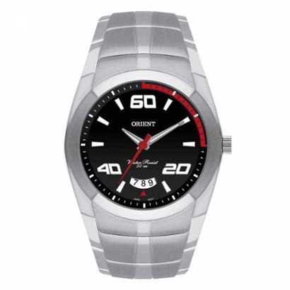Relógio Orient Masculino Mbss1146 P2sx