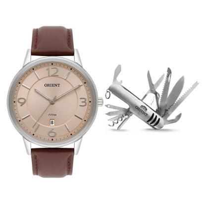 Relógio Orient Mbsc1027 Kv58m2nx Masculino