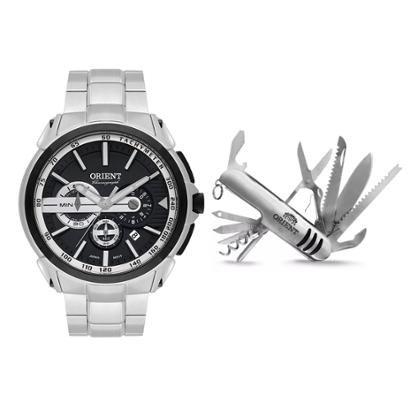 Relógio Orient Mbssc185kv63p1sx Masculino
