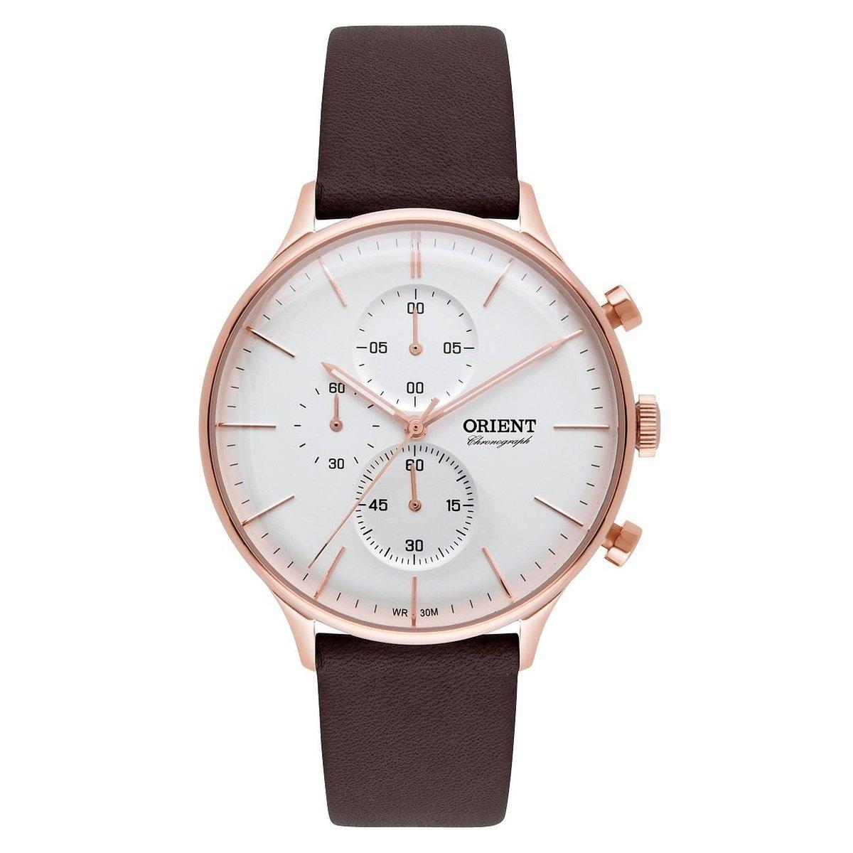 6312ff91145 Relógio Orient Neo Vintage MRSCC014 S1NX
