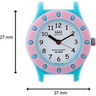 Relógio Q&Q Infantil Feminino