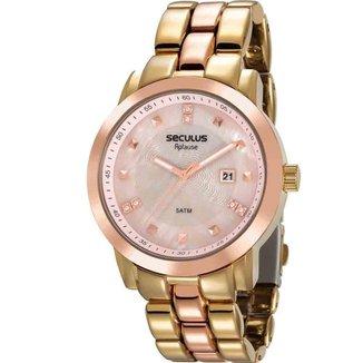 Relógio Seculus 20628Lpsvwa3 Feminino