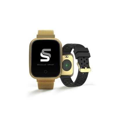 Relógio Seculus Smartwatch 36mm Aço