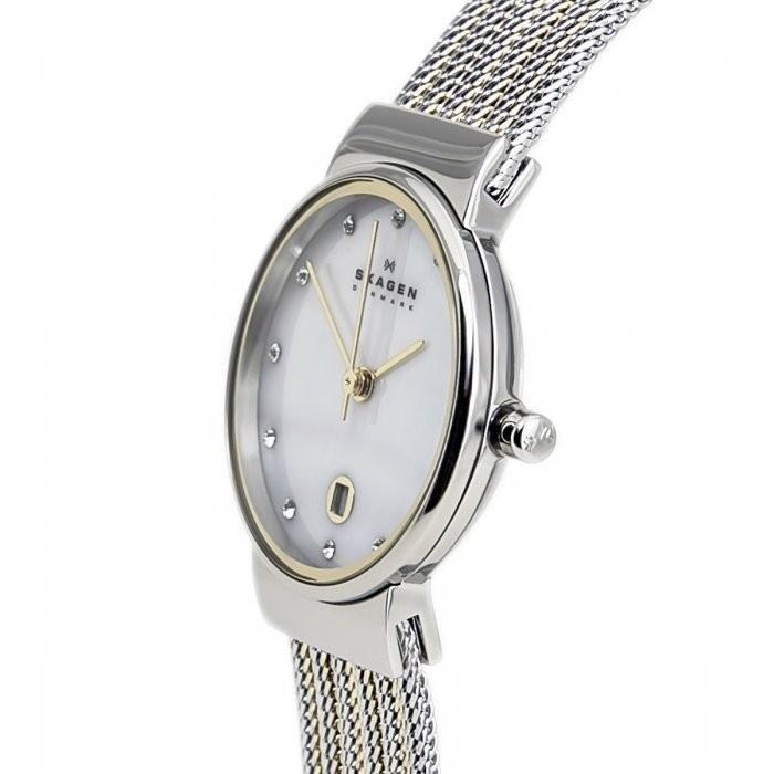 824704e43e82e Relógio Skagen Ancher 355SSGS 1BN - Compre Agora