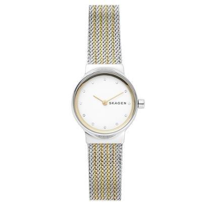 Relógio Skagen Ladies Freja Bicolor Sk Feminino-Feminino