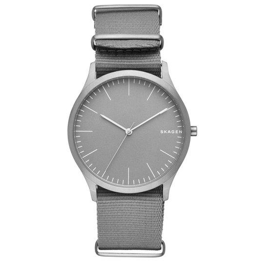 Relógio Skagen Masculino Jorn - SKW6366/8CN SKW6366/8CN - Prata