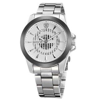 Relógio Skone Analógico 7232BG