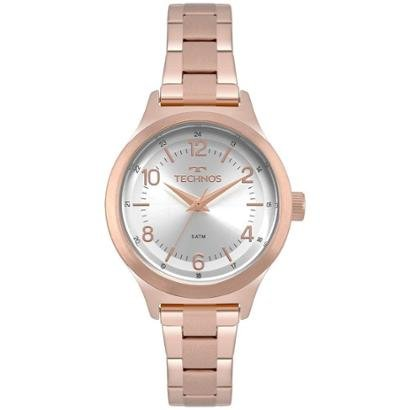 Relógio Technos Boutique Rosé Feminino