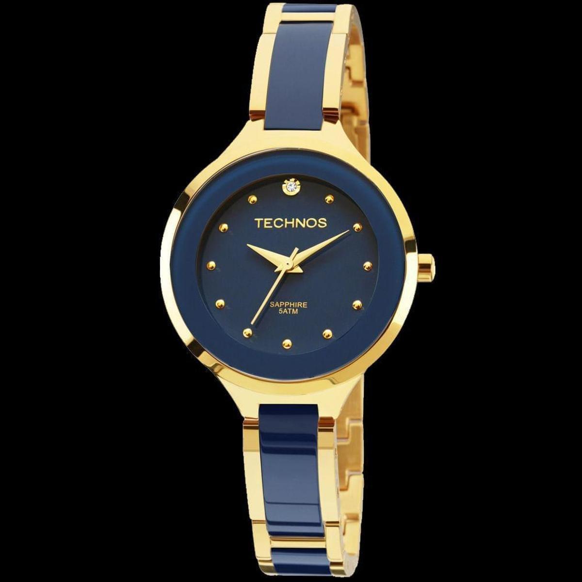 ... Relógio Technos Ceramic Feminino Analógico - 2035LYV 4A 2035LYV 4A ... f827a70b7b