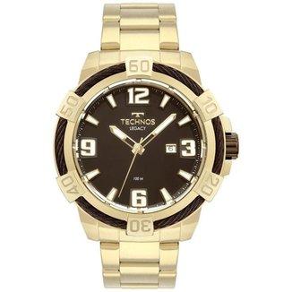 Relógio Technos Classic Legacy Dourado 2317AE1M Masculino